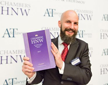 Stepan Holub Recognized by Who´s Who Legal and Chambers & Partners